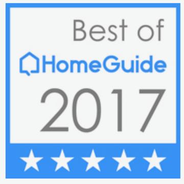 HomeGuide Award