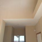 Restoration of Ceiling After