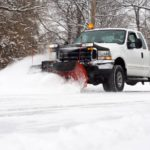 Snow Plowing 1