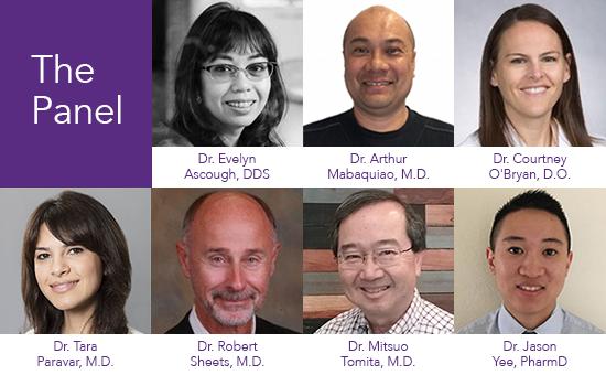 Doctors Panel May 2019