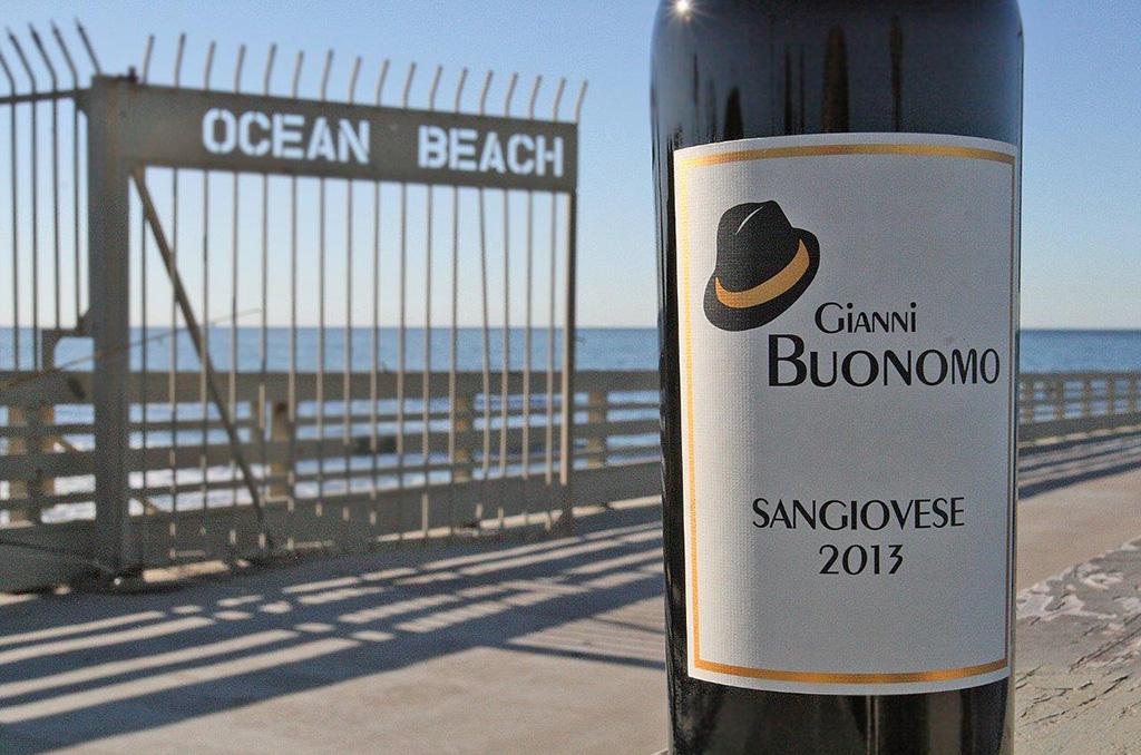 Gianni Buonomo Vintners in Ocean Beach