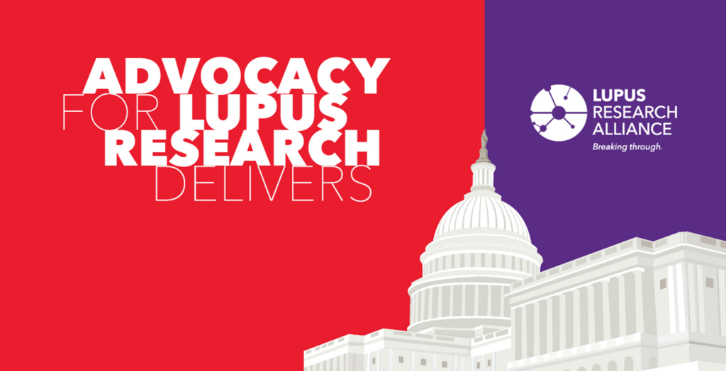 Advocacy for lupus research delivers