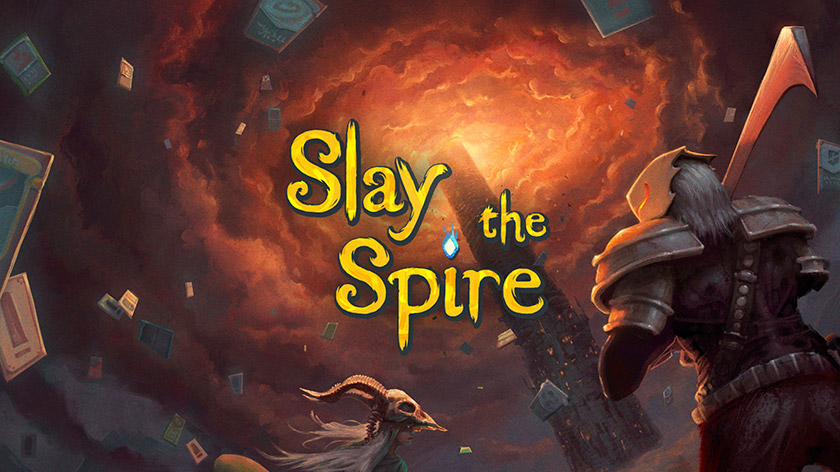 Title image of Slay the Spire
