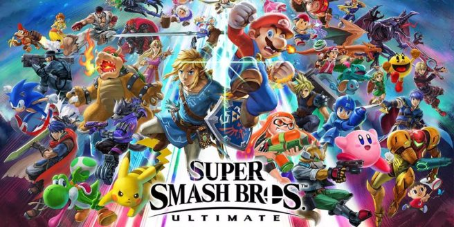 Super Smash Bros Ultimate character roster imate