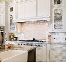 shiloh cabinetry - SLAB STYLE DOORS