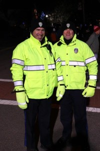 Winter Officers