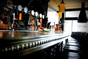 ABC Liquor License California | Liquor License California | Image of an Upscale California Pub