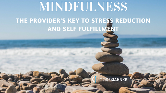 Mindfulness & The Healthy Provider