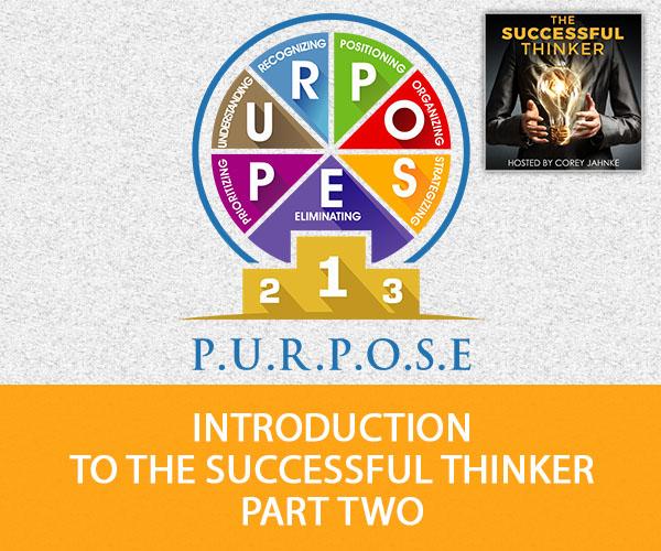 TST 2 | The Successful Thinker