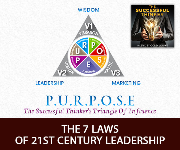 The 7 Laws Of 21st Century Leadership