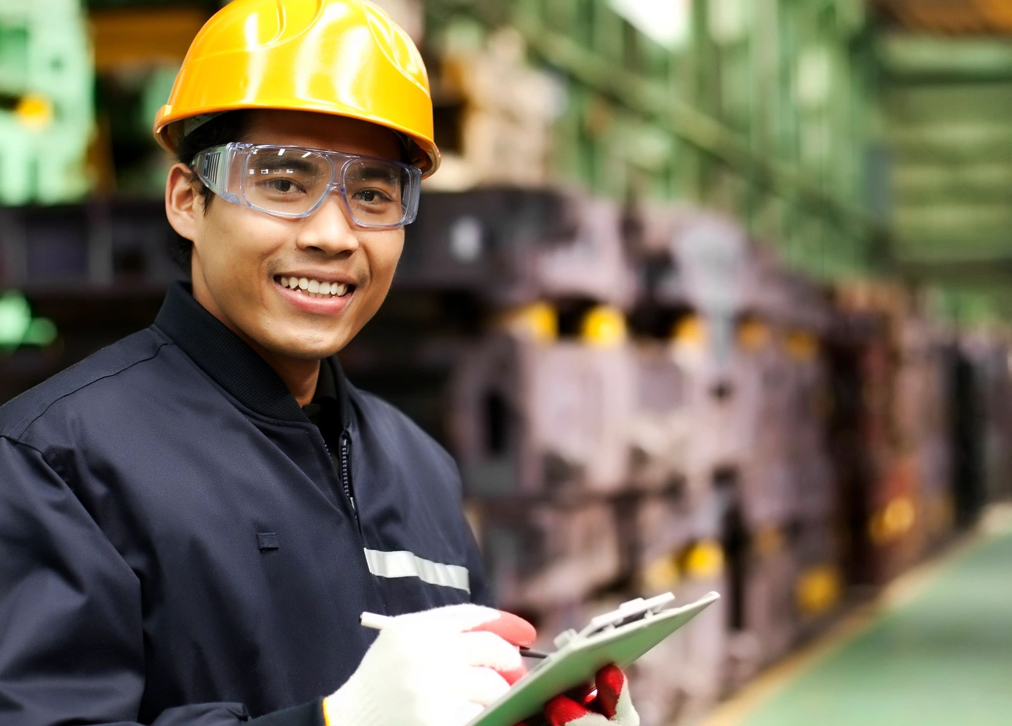 6 Stages To A Smooth Manufacturing Business Start Up