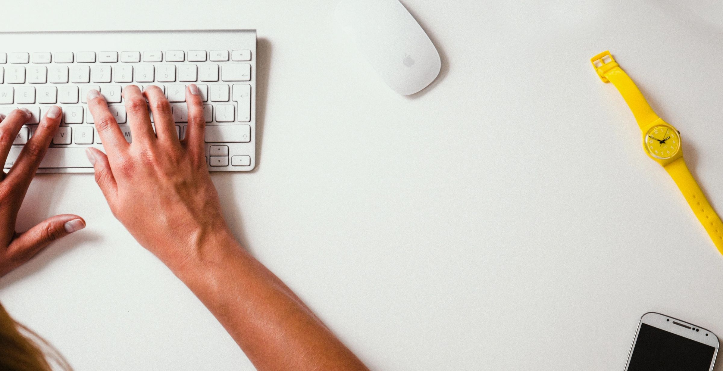 How To Increase Productivity By Changing Your Work Setup