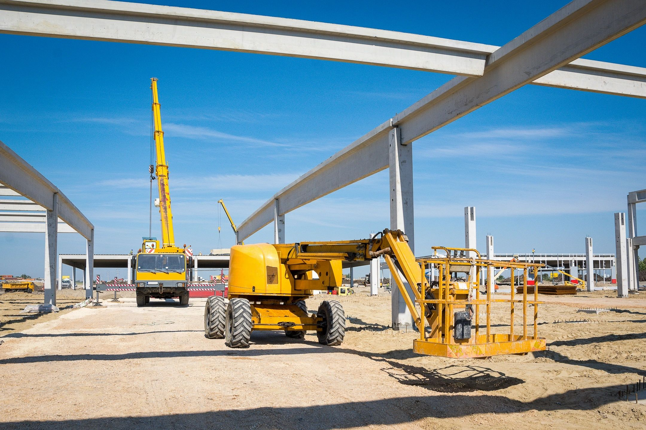 Reducing The Risk Of Theft In Your Construction Business