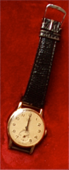 Bob Dix watch front