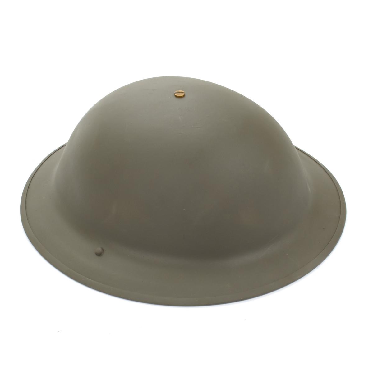 British Brodie helmet