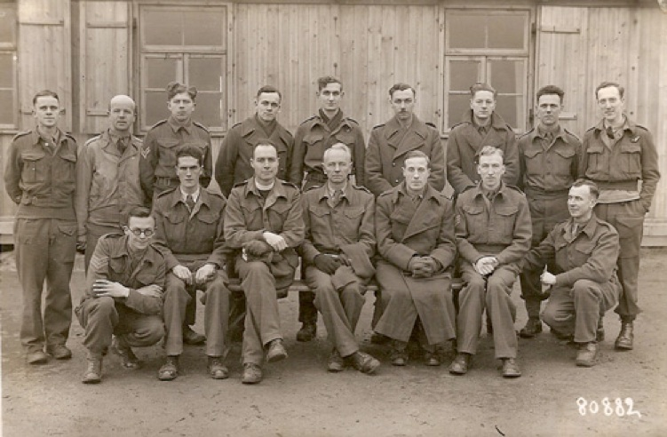 Church committee at Stalag IVB