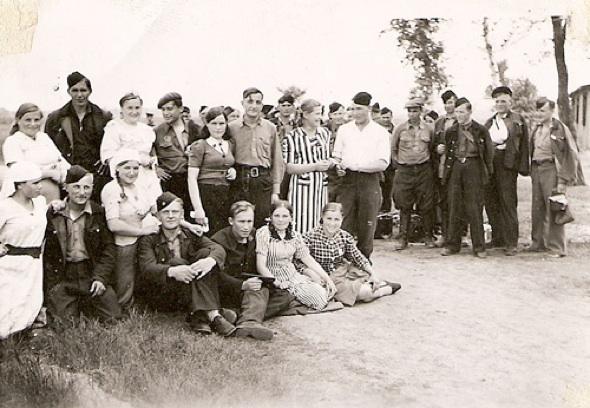 Jacobstahl POWs