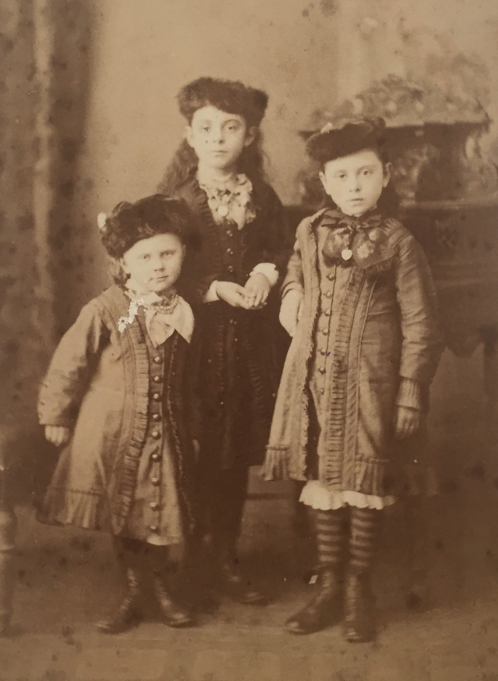 Photo: Harries/Stone family albums