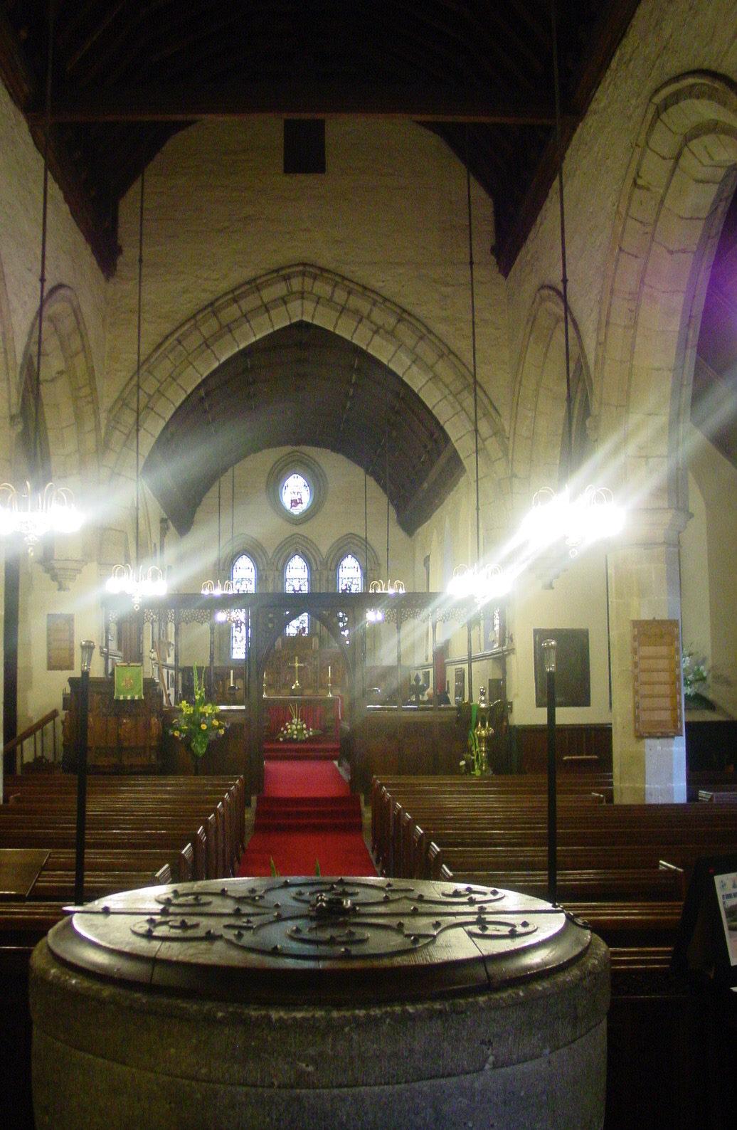 England - Durham - Ryton village - Holy Cross Church 12 (1)