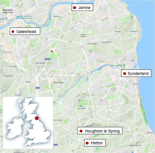 Image based on Google Map