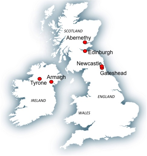 Map - Abernethy, Wm