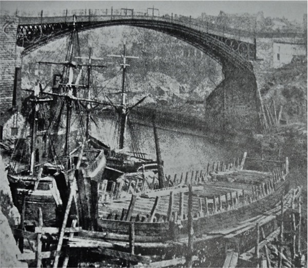 Wearmouth Bridge