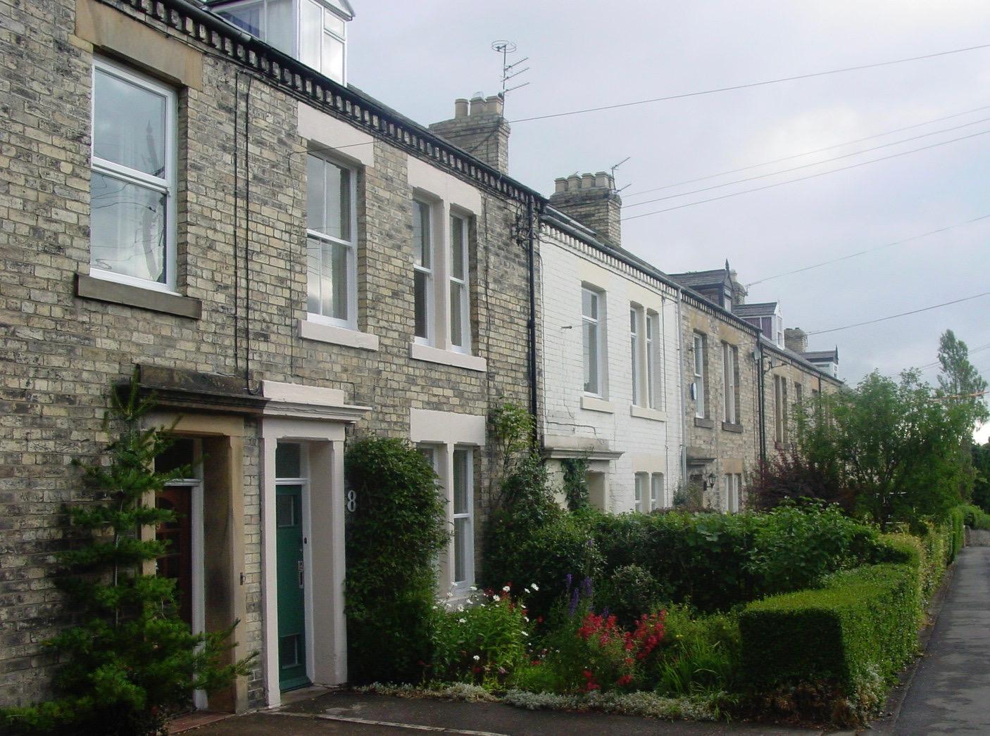 Ryton cottages, Durham