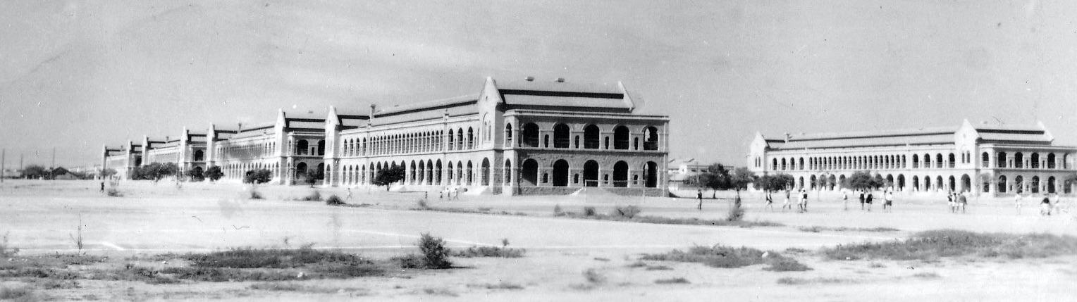 Drigh Road RAF base, Karachi