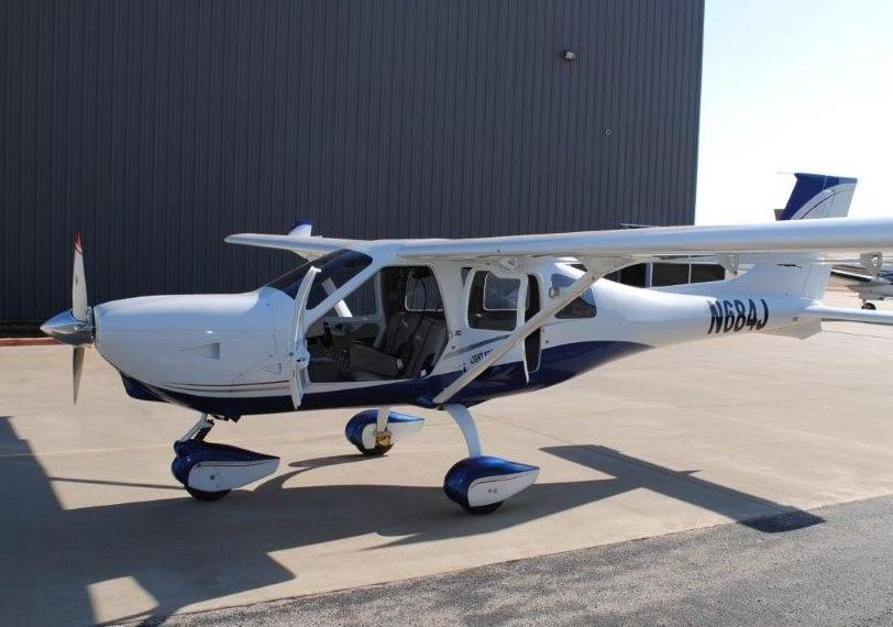 Jabiru J230-SP Light Sport Aircraft Sales N684J Left Side