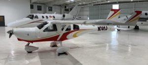 Jabiru J230-SP LSA