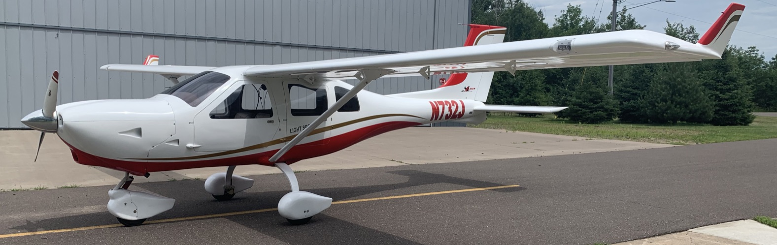 2011 J230-SP with Garmin G3X