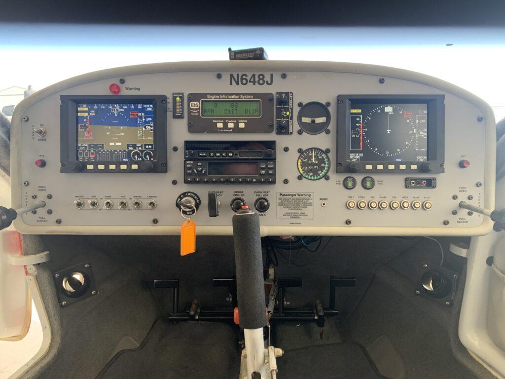GRT Avionics Glass Displays