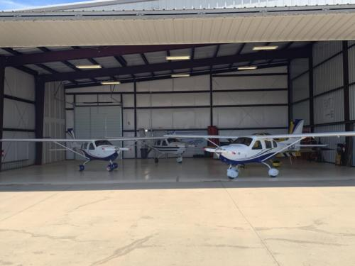 US Sport Planes Expansion Hangar