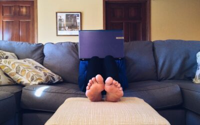 Are you struggling or thriving with working from home?