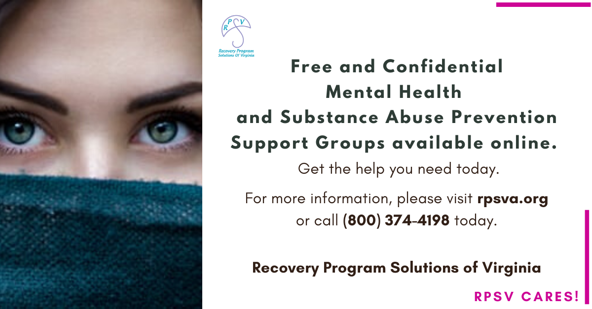 Mental Health and Substance Abuse Prevention Support Groups