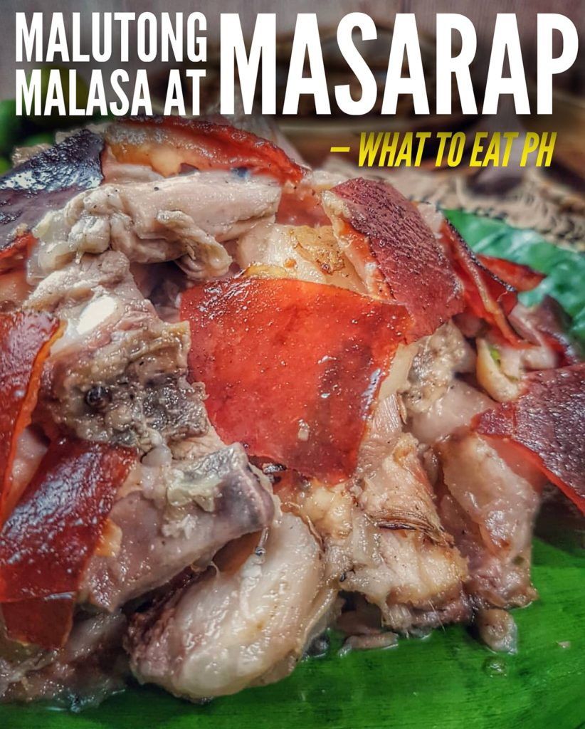 Malutong, Malasa, Masarap na Lechon –– WHAT TO EAT PH
