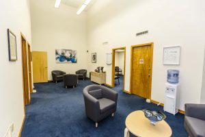 Drug and Alcohol Treament Room