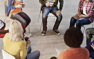 group meeting drug rehab