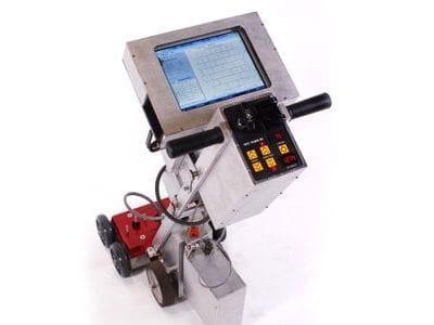 NDT Equipment for Scanner - Mark III - Tank Scanner for Rent - Non destructive testing equipment