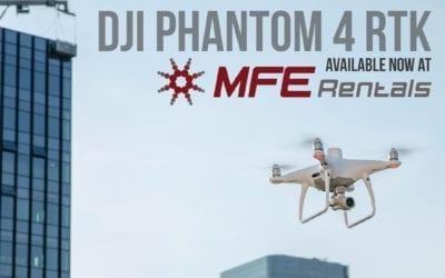 The New DJI Phantom 4 RTK is Here