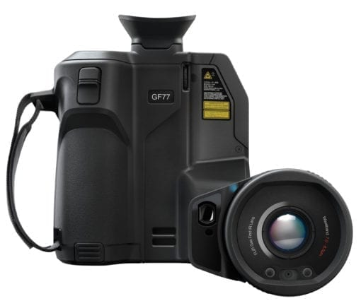 FLIR GF77 Methane Inspection for sale and for rent front view
