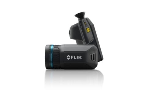 FLIR GF77 Methane Inspection for sale and for rent side view