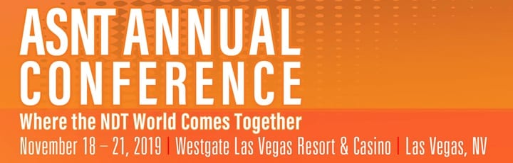 ASNT Annual Conference 2019