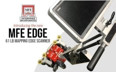 MFE Enterprises Announces New 61 lb. Mapping Edge Scanner, the MFE EDGE