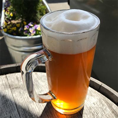 Biergarten Kellerbier