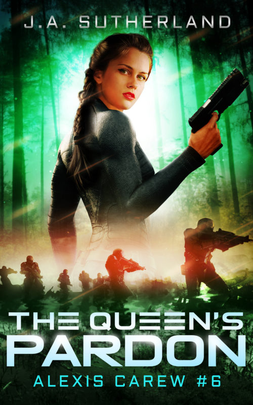 The Queen's Pardon (Alexis Carew #6)