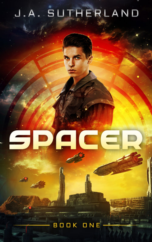 Spacer (Spacer, Smuggler, Pirate, Spy Book 1)