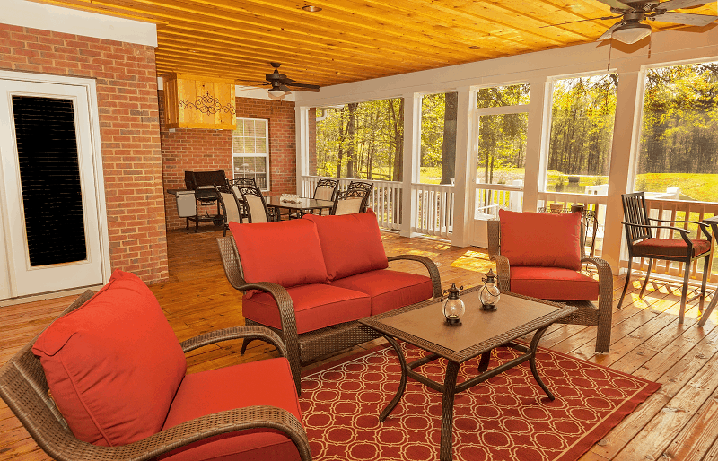 Outdoor Patio: Expand Your Living Space with an Outdoor Patio or Deck