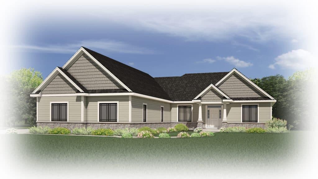 Kettle Ridge Condominiums on Pike Lake