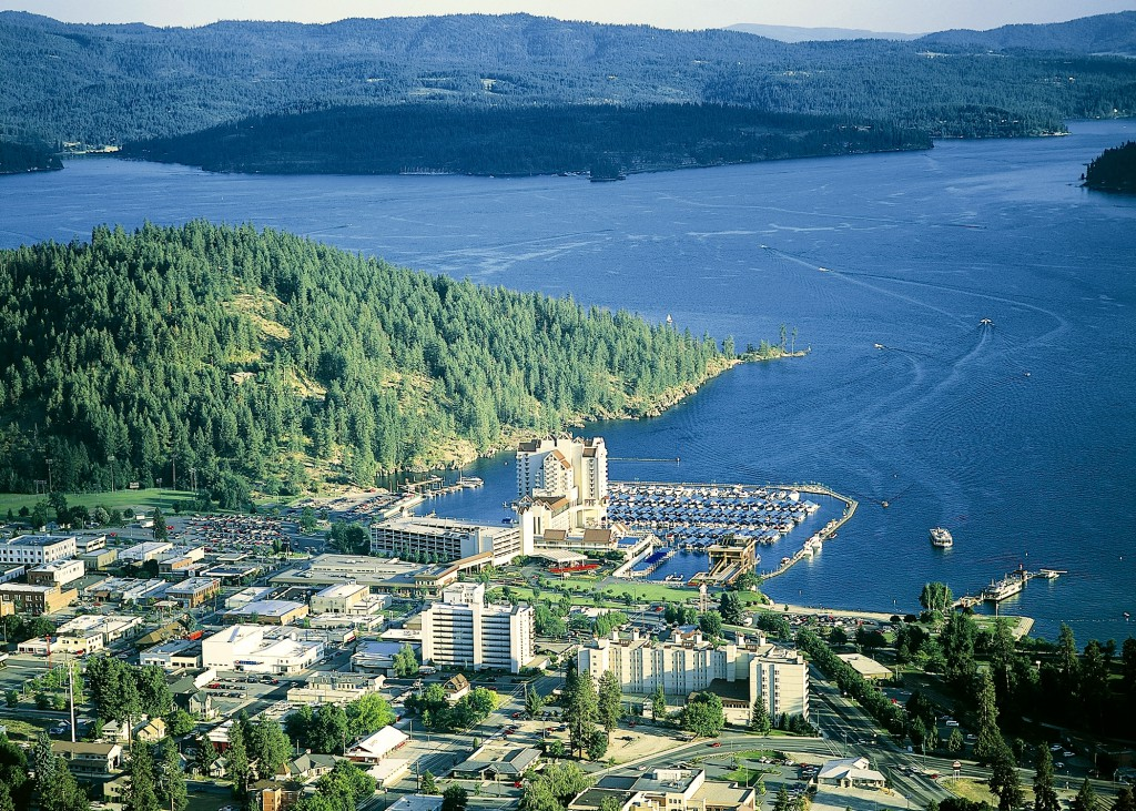 Coeur d'Alene Named Top 10 Places to Retire